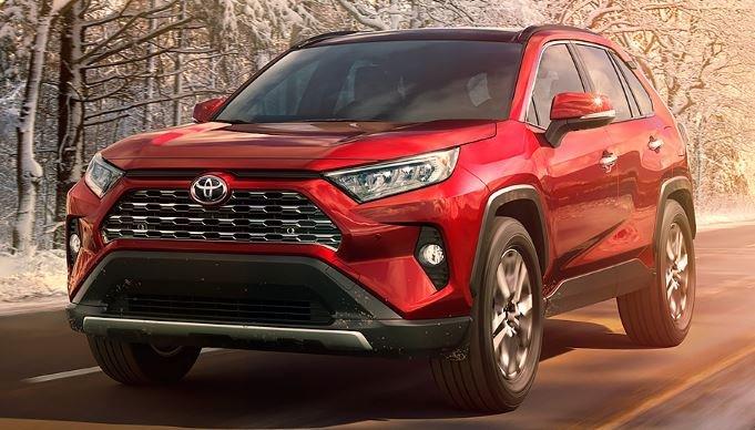 Toyota RAV4 планы на 2018-2019 года