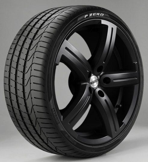 Pirelli P-Zero Silver - Шины Пирелли