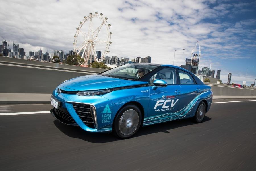 Что такое водородные автомобили? Плюсы и минусы