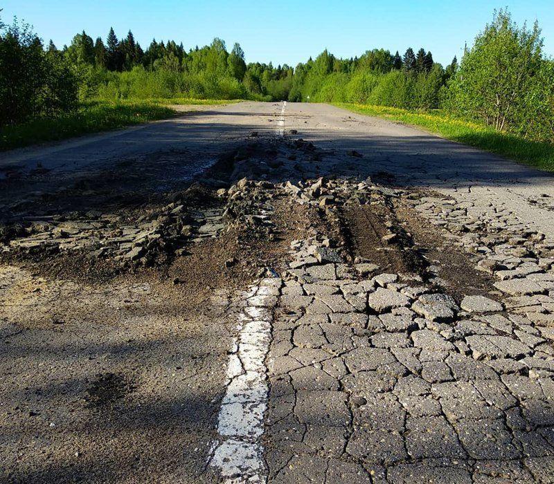 Чем опасны плохие дороги