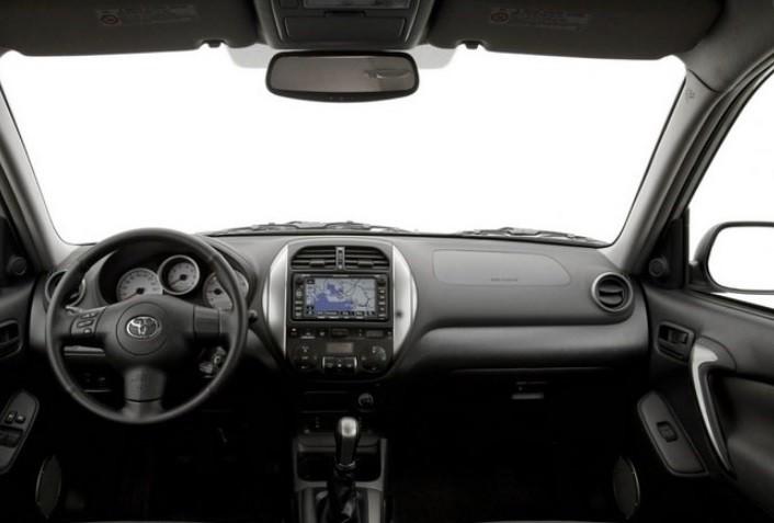Отзыв Тойота РАВ4 - II поколение
