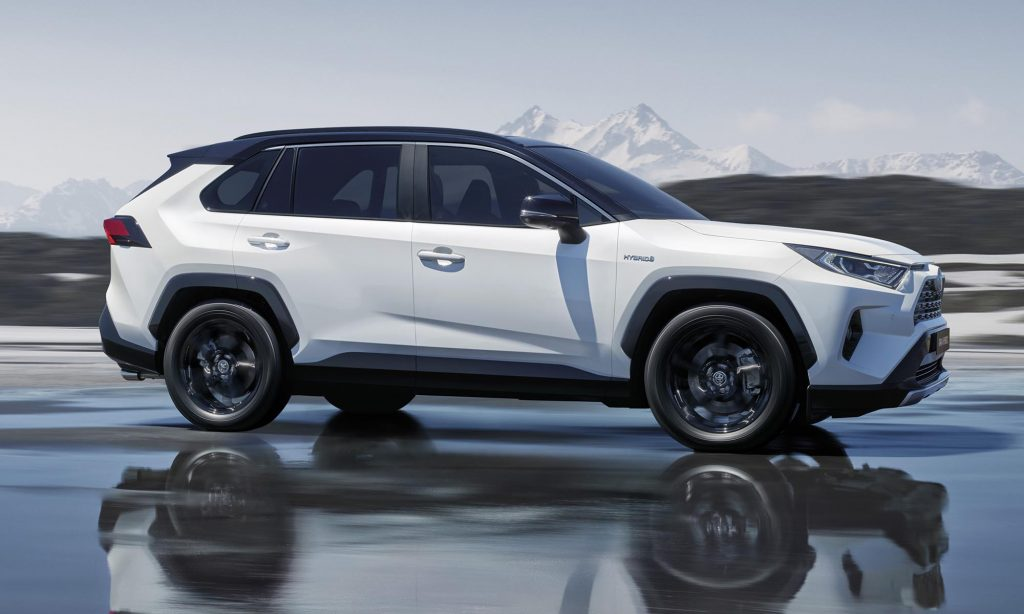 Тойота РАВ4 2019 года - комплектация
