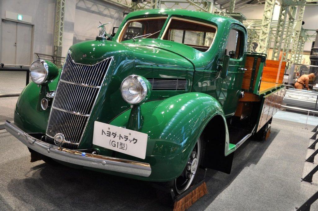 Toyota G1 грузовик (Тойота Г1)