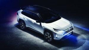 RAV4 Toyota 2019